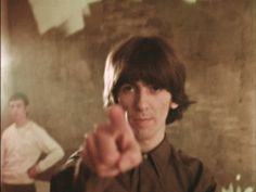 "GEORGE HARRISON ""SALUTES YOU"""