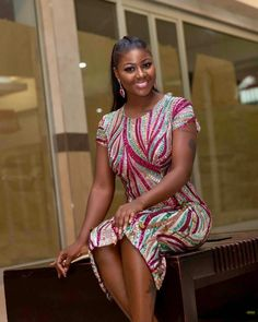 Yay Or Nay? Actress Salma Mumin Serves Us Style In Sizzling Hot Dress By  Serendipity