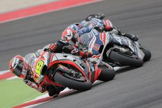 From Vroom Mag... Alvaro Bautista in the points in chaotic Misano thriller