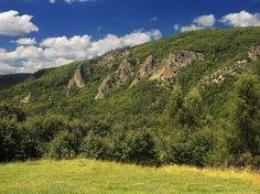 Slovakia, Štiavnica - Mountains