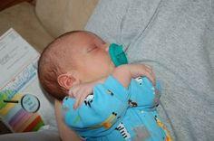 ¿Hay algo más lindo que ver dormir a un bebé? #fotos.