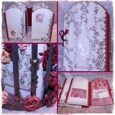 Sandy-Craft: Dornröschen lässt grüßen ..... Ladder Decor, Home Decor, Homemade Home Decor, Decoration Home, Interior Decorating