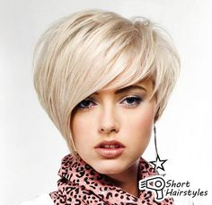 Short Hairstyles For Fine Hair With Bangs 2014