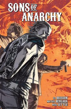 Preview: Sons of Anarchy Vol. 4 TP, Story: Ed Brisson Art: Matías Bergara Cover: Toni Infante Publisher: BOOM! Studios Publication Date: January 27th, 2016 Price: $14.99   ...,  #All-Comic #All-ComicPreviews #Boom!Studios #Comics #EdBrisson #MatiasBergara #previews #SonsofAnarchy