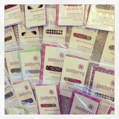 Samples, samples! Jamberry samples!! Who wants one?