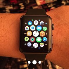 Apple Watch all in black.  From @garrypal  Send your watch pics using either #Applewatchlifestyle or DM  #Apple #AppleWatch #Applewatchlifestyle #AppleHub by applewatchlifestyle