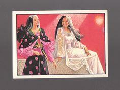 FIGURINA BARBIE PARADE n. 159 - Panini 1978 - con velina
