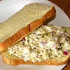 Angel's Chunky Chicken Salad  A Chicken Salad Sandwich sounds good right now.