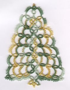 Threads of a Tatting Goddess: Maus' Christmas Tree, diagram included.  Here is the site.   http://threadsofatattinggoddess.blogspot.com/2007/12/other-day-i-was-going-through-binder-of.html