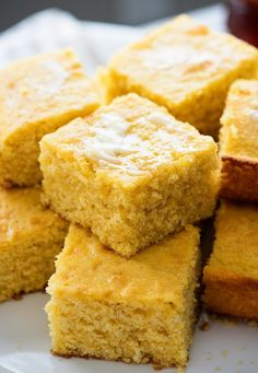 Remember the Crock Pot Taco SouprecipeI posted the other day? Well, I have the perfectthing to go with it. This SWEET CORNBREAD! Oh my goodness, this bread was so good. Sweet, moist and just so delicious. (And super easy to make!) I love cornbread. I honestly had never made it from scratch until I tried...Read More »