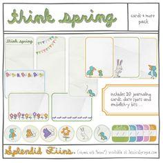 think spring by Splendid Fiins