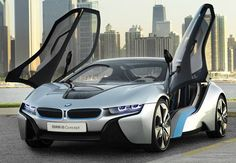 bmw i8, what a fabulous car. hit like for it. please like and share it to your timeline & friends: http://pinterest.com/travelfoxcom/pins/