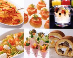 Sandwich & Dessert Buffet, 3300 JPY @ Garden Lounge, New Otani Hotel