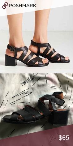 Jeffrey Campbell Sharla heels Size 8 great condition worn several times -very 90s Jeffrey Campbell Shoes Sandals