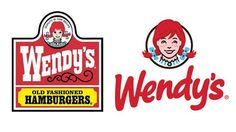Wendy's (Old Logo and New Logo)