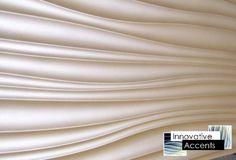 3D Wall Panels - Decorative Wall Paneling - Wave Wall Panel - Sculpted Wall Panels - Textured Wall Paneling