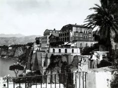 The Vittoria Hotel in Sorrento Photographic Print at AllPosters.com