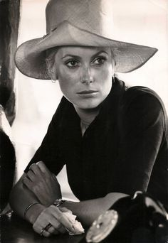 Catherine Deneuve                                                                                                                                                     Plus