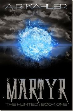 Book Chic: Cover Reveal- Martyr by A.R. Kahler