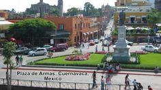 """Cuernavaca, Mexico.  Located just south of D.F.  """"City of Eternal Spring"""""""