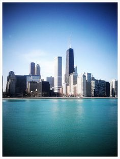 my view. chicago on 03.20.12 & it was 85 degrees? yes please.