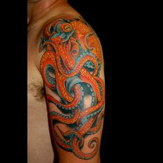 1000 images about aaron 39 s tattoo on pinterest octopus for American revolutionary war tattoos