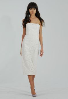 Houghton 2015 Wedding Dresses Channel Carrie Bradshaw for Fall | TheKnot.com