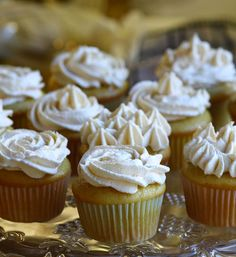 INGREDIENTS: Cake: 1 yellow cake mix, prepared 3 drops Wild Orange Essential Oil Frosting: 8 ouncescream cheese ½ stick butter 2 cups powdered sugar 3 drops Wild Orange Essential Oil DIRECTIONS: