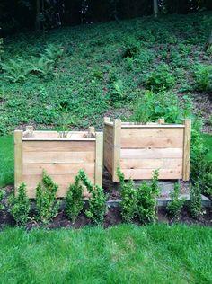Pallet planter #Pallets, #Planter