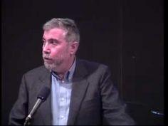 Paul Krugman Addresses the Geopolitical Impact of Debt