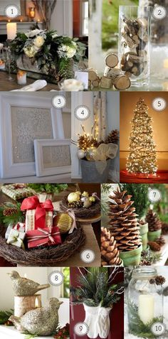 b e h i n d t h e m o o n: Woodland Christmas