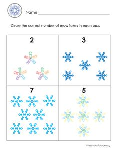 ... | Worksheets, Preschool worksheets and Worksheets for preschoolers