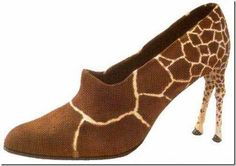 Just one more thing to add to my Giraffe addiction.