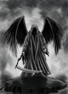 Grim reaper by ~Maris-cz on deviantART