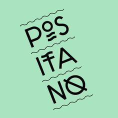 Image of POSITANO - Typeface