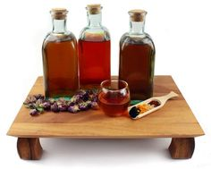 How to make medicinal vinegars: the benefits of healing herbs plus vinegar