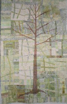Sheer Tree quilt
