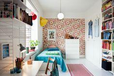 lovely kid's room design