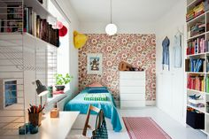lovely kid's room design