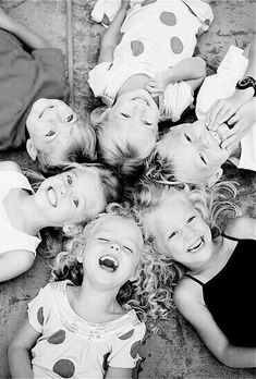 Have a bunch of children to complete my crazy family