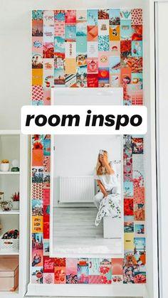 Cute Bedroom Decor, Bedroom Decor For Teen Girls, Room Design Bedroom, Room Ideas Bedroom, Small Room Bedroom, Small Rooms, Bedroom Wall Ideas For Teens, Diy Teen Room Decor, Men Bedroom