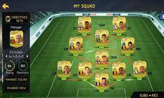 ICYMI: Hay una formación que no está en el Fifa Ultimate Team y tiene una razón