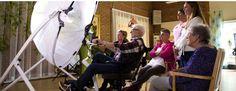 (51) Twitter Terapia para la #Demencia Senil una Nueva Herramienta, #BikeAround, una bicicleta fija con #Google Street View.