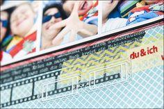 DT-Arbeit für die #scrapbookwerkstatt - #washitapes www.scrapbook-werkstatt.de