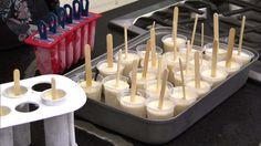 Picolé de Paçoca | Doces e sobremesas | Mais Você - Receitas Gshow