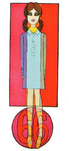 Caroline Smith - Ilustración Editorial   Petticoat Magazine