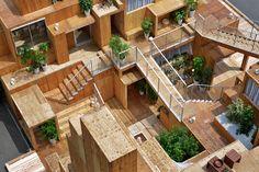 企業と建築家が協働してこれからの未来の家を考えるおしゃれでおもしろい東京の展覧会housevision_12