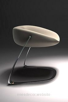 Lovely Martian Chair by Stephen Tierney The post Martian Chair by Stephen Tierney… appeared first on Enne's Decor .