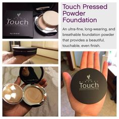 Younique touch pressed powder > bare minerals hands down! High quality+ better value + amazingly clean feel!