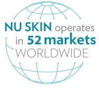 Nu Skin currently operates in 52 markets worldwide. (www.nuskin.com/thesource)